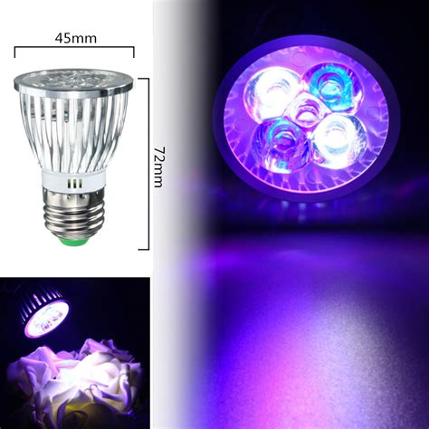 chinese led grow lights buy 5w e27 led full spectrum coral reef plant grow light
