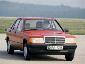 Mercedes 190 D Mercedes 190 D W201 1983 88
