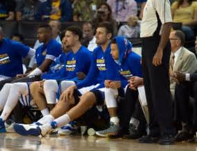 golden state bench golden state warriors time to rest