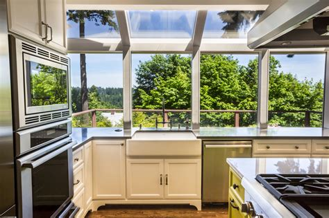 Pacific Nw Mid Century Kitchen Remodel Of Portland Mid Century Kitchen Envision Interiors