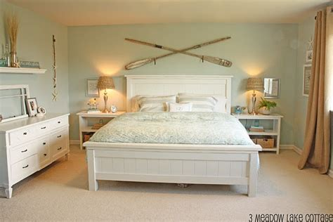 beachy master bedroom ideas all things bright and beautiful vacation in a bedroom