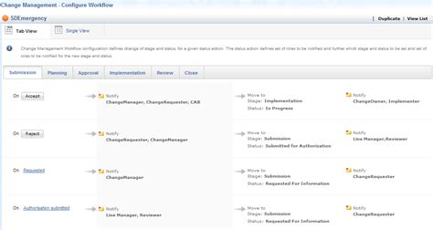 change workflow itil change management help desk software manageengine
