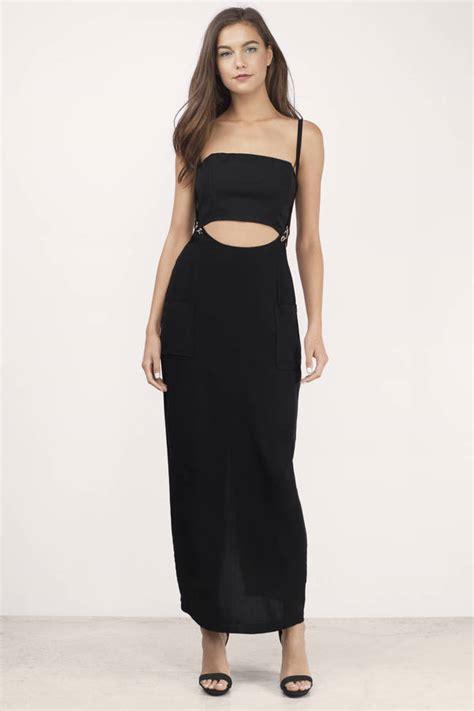 Maxi Overall 1 trendy black skirt maxi skirt overall skirt black skirt tobi