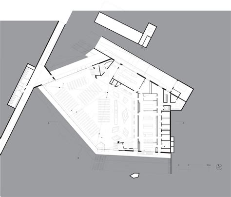 event spaces floor plans ucla gallery of cus restaurant and event space barkow