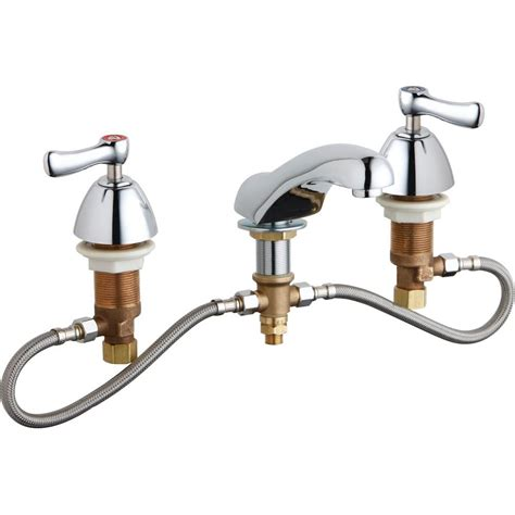 Plumbing Heating Supply by Chicago Faucets Bathroom Sink Faucets Widespread Bay