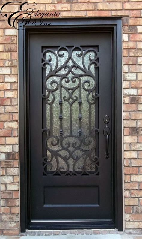 Front Door Iron Best 25 Wrought Iron Doors Ideas On Iron Front Door Entry Doors And Iron Doors