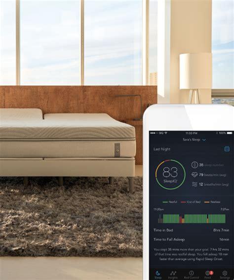 sleep number bed las vegas ces 2017 sleep number 360 smart bed auto adjusts comfort