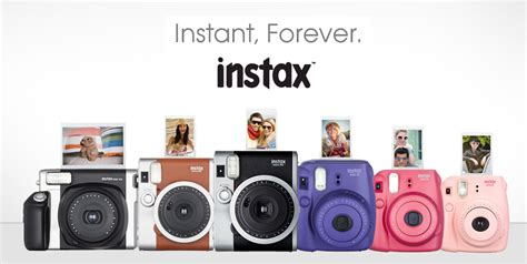 newest instax fujifilm instax cameras printers and accessories