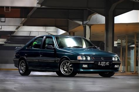 Dbaguz04 1995 Peugeot 405 Specs Photos Modification Info