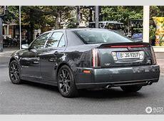 Cadillac STS-V - 1 September 2014 - Autogespot Hennessey Ok