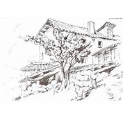 Dibujos De Paisajes Para Copiar  Wwwimagenesmycom