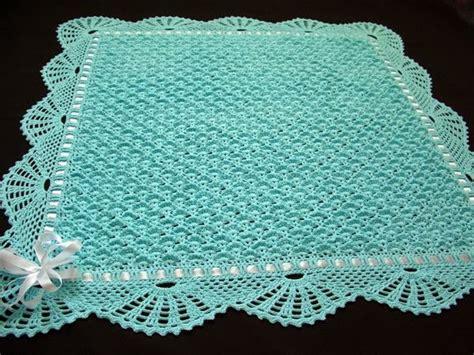 crochet 2017 para bebes colchas y mantas tejidas a crochet para bebe con patrones