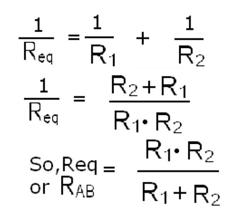 resistor equations series electrical direct current circuits theorems how dc circuits analysis and resistance and its types