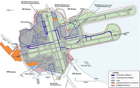 sydney airport diagram sydney airport sticks with plans for dual use terminals to