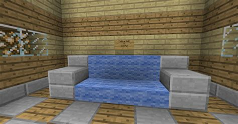 how to make couch in minecraft gallery for gt minecraft wool couch