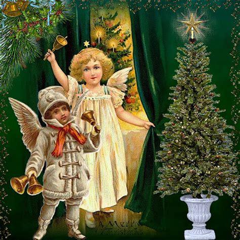 Imagenes De Navidad Retro | postales vintage de navidad blogodisea