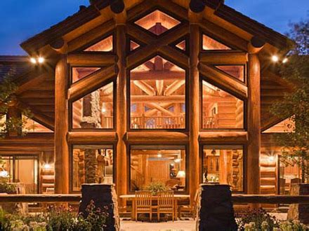 rustic modern cabin home design barn homes modern rustic
