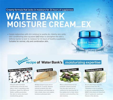Waterbank Moisture 10ml laneige water bank trial kit 4 items hermo