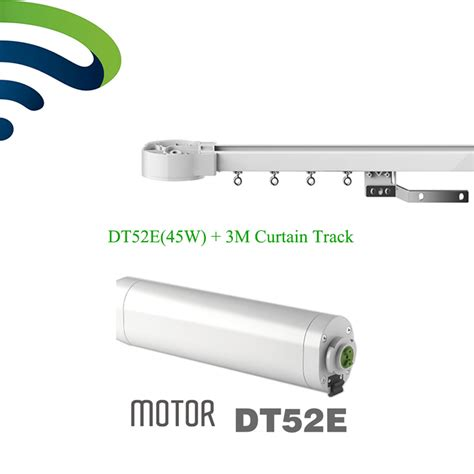 electric curtain system ewelink dooya electric curtain system dt52e 45w curtain