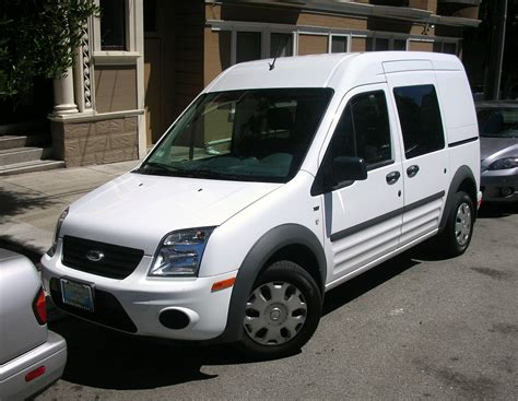 2010 Ford Transit by 2010 Ford Transit Connect Photos Informations Articles
