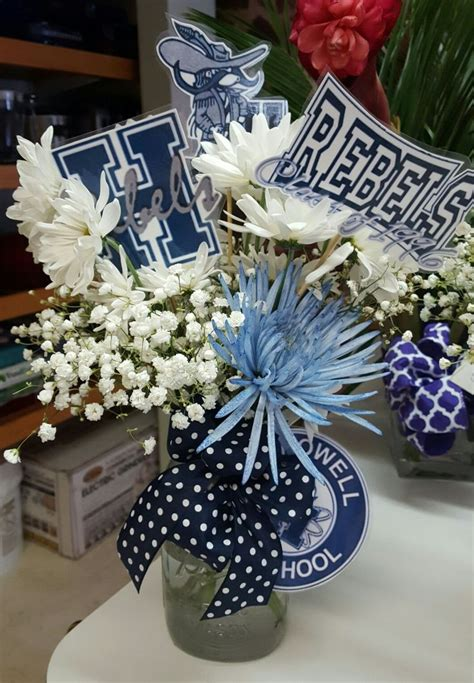best 25 reunion centerpieces ideas on class
