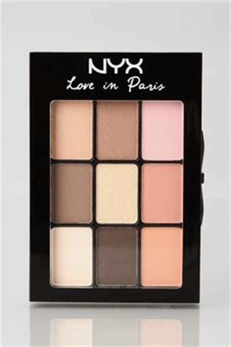 Nyx In Eye Shadow Palette Escape With nyx swatches nyx and stockholm on