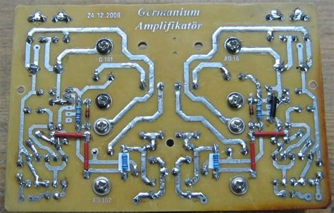 germanium transistor audio circuits germanium transistor lifier circuit electronics projects circuits