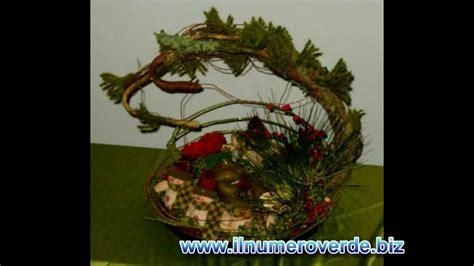 fiori stabilizzati come fare composizioni floreali natalizie centrotavola di natale