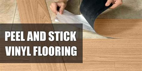 Peel And Stick Vinyl Plank Flooring Reviews by Peel And Stick Vinyl Tiles For The Garage Floor