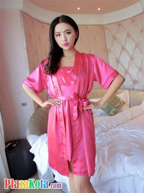 Ikat Pinggang Dalam Perekat jual l0932 robe magenta lengan pendek ikat pinggang baju dalam plazakota