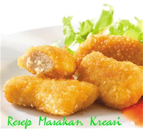 resep membuat nugget ayam isi keju resep nugget ayam dan cara membuat laura butrague 241 o