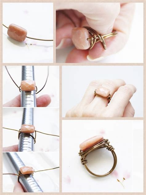 ring diy 20 easy step by step diy tutorials for a ring