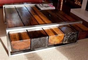 tim webber sleeper rail table