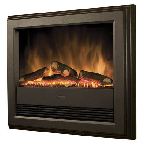 dimplex bach wall mounted electric fireplace 2kw