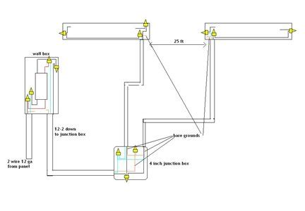 baseboard heater wiring diagram to connect 2 baseboard fixya