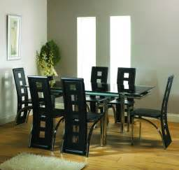 Glass Dining Table Sets 6 6 Seater Glass Dining Table All Products Kitchen Kitchen Dining Furniture Dining Tables