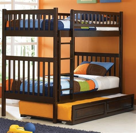 twin bunk bed with trundle best twin over twin bunk bed with trundle loft bed design