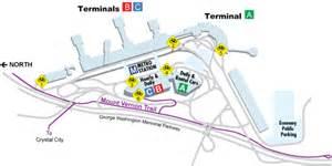 us airways terminal map dca bicycle parking at national airport metropolitan