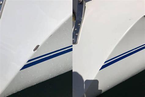 boat gel coat viking marine service boat detailing gel coat repair