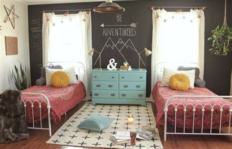 shared bedroom ideas for girls 22 chic and inviting shared teen girl rooms ideas digsdigs