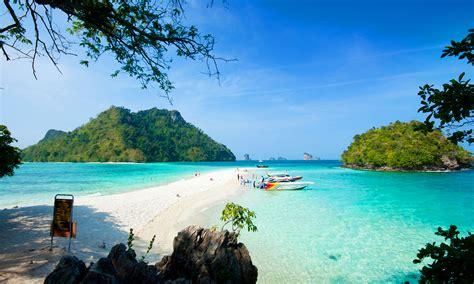 bangkok to krabi by boat krabi premium 4 island by speed boat one day tour ppkk