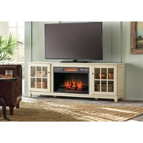 electric fireplace tv stand home depot home decorators collection westcliff 66 in lowboy media