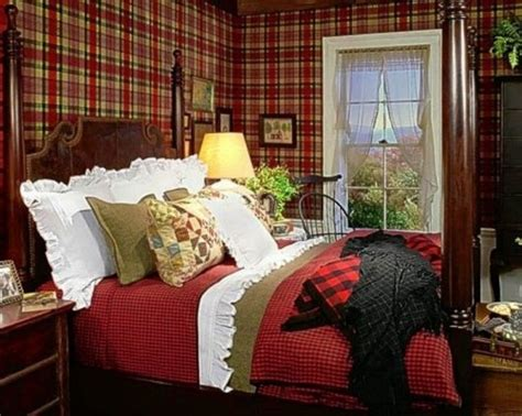 plaid bedroom ideas 31 cozy and inspiring bedroom decorating ideas in fall