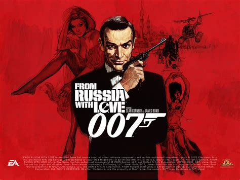 james bond from russia with love frwl wallpaper 01 1024x768