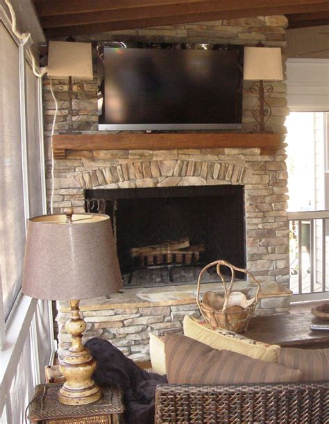 Warners Hearth And Patio by Outdoor Fireplace Archadeck Of Central Ga
