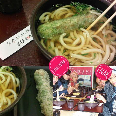 Shimadaya Sanuki Udon Taikoban Udon Jepang 17 rekomendasi tempat makan halal di jepang osaka kyoto tokyo kawaguchi