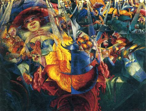 the laughed the laugh umberto boccioni wallpaper image