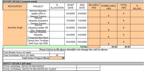 project weekly status report template excel weekly project status report template excel tmp