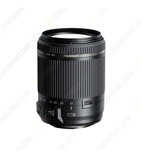 Lensa Canon Tamron 18 200mm tamron for canon 18 200mm f 3 5 6 3 di ii vc