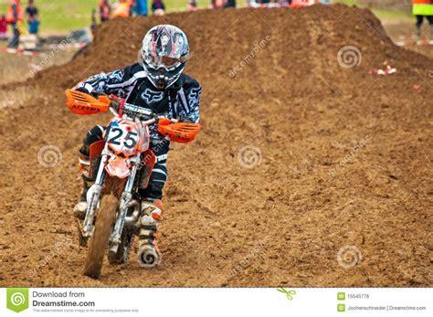 childs motocross kids motocross editorial photo image 15545776